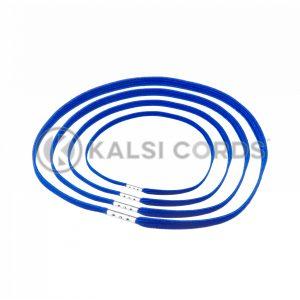 4mm Flat Elastic Menu Loop Royal Blue ML TPE142 RYL 1 Kalsi Cords v2