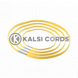 4mm Flat Elastic Menu Loop Yellow ML TPE142 YELL 1 Kalsi Cords v2